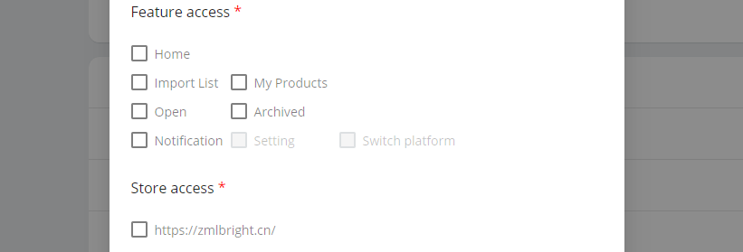 Add Staff Account to your Woo DSers - feature access and store access - DSers