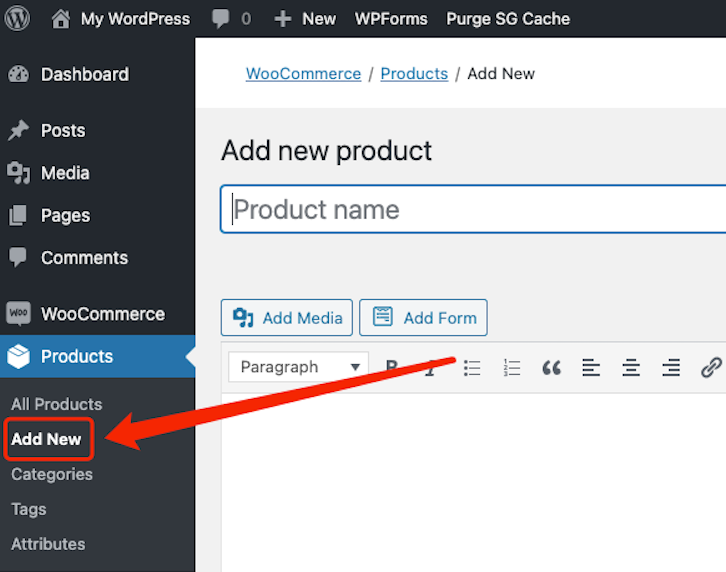 Create Bundles of products with Woo DSers - Add new product on WooCommerce - Woo DSers